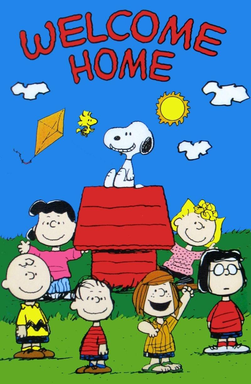 Snoopy Christmas Flag